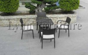 Garden Chair and Table Set (GS556) pictures & photos