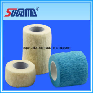 Non Woven Adhesive Elastic Bandage with ISO/FDA/CE Approved pictures & photos