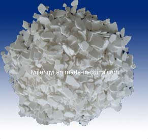 Calcium Chloride 77% Flake pictures & photos