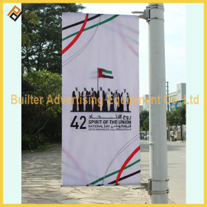 Outdoor Pole PVC Advertising Banner pictures & photos