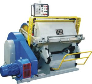 Heavy Flat Die Cutting Machine
