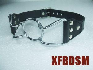 Leather Bondage Leather Fetish Bondage Gags Bondage Gear A009