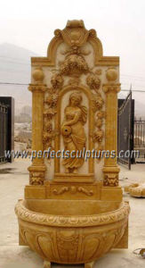Stone Marble Wall Fountain for Garden Water Fountain (SY-W159) pictures & photos