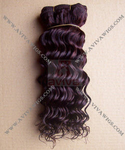 100% Human Hair Weft Extension pictures & photos