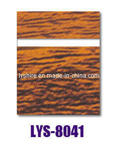 Double Color Plastic Sheet (LYS-8041)