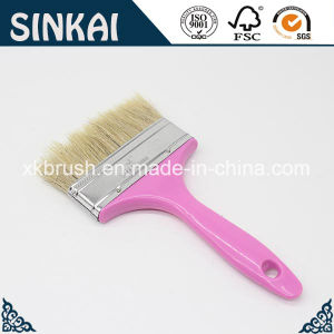 Hot Sale Plastic Bristle Brush with Natural Bristle pictures & photos