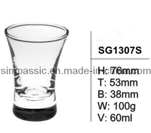 Shot Glass (2013 New Designs 007) (SG1307S) pictures & photos