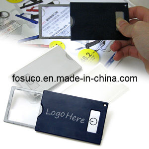 Card Magnifier with LED Light (04FS001)