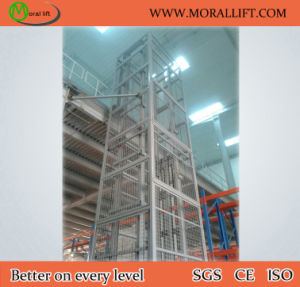Warehouse Used Hydraulic 1000kg Vertical Cargo Lift (SJD) pictures & photos