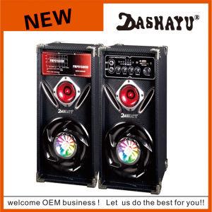 PA DJ Karaoke System Bluetooth Speaker (XD6-6012)