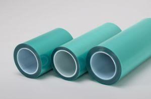 Self-Adhesive Masking Film for Polycarbonate Panels pictures & photos