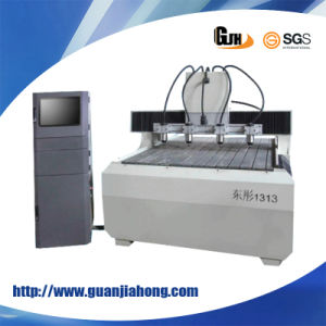 1300X1300mm, PMI Screw, Nc Studio, High Efficient, Multi Spindle Wood Machine CNC Router pictures & photos