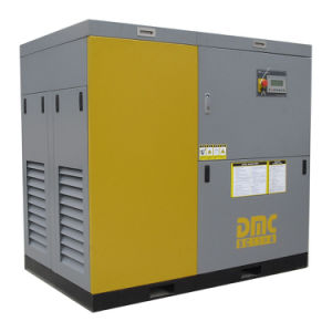 Screw Compressor with 200HP Air/Water Cooling pictures & photos