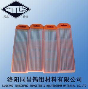 Lanthanum tungsten electrodes WL10 WL15 WL20 pictures & photos