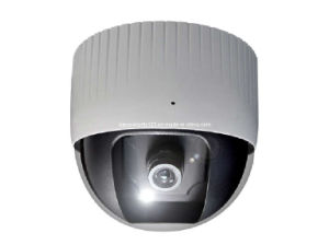 Dome Camera With Audio and Plastic Housing