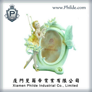 Resin Fairy Angel Figure Picture Frame