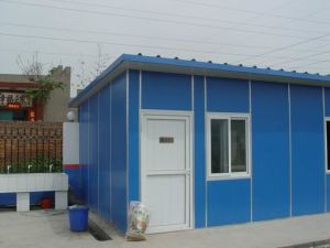 Prefabricated Steel Strcuture House (pH-24) pictures & photos