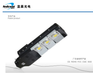 150W LED Street Light with Meanwell Power and COB Bridgelux Chip pictures & photos
