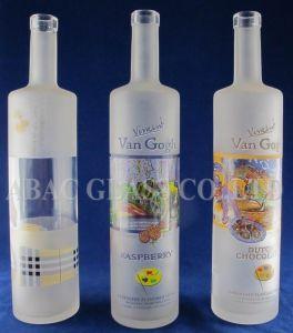 Van Gogh Glass Bottles (700ml/750ml/1000ml) pictures & photos