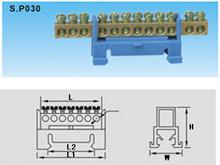 Brass Bar-S.P030