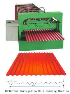 Corrugated Iron Sheet Making Machine, Roll Forming Machine, Roof Sheet Machine