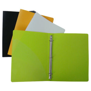 PP 3 Ring Binder, Plastic File Folder (Dp-513) pictures & photos