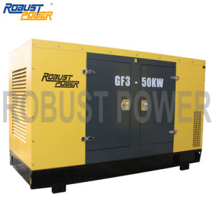 100kVA Weifang Soundproof/Silent Diesel Generator (RD) pictures & photos
