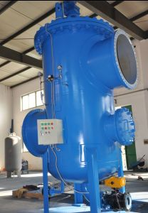 Cn-Jt80 High Volume (3000-5000m3/h) Automatic Back Washing Water Filter pictures & photos