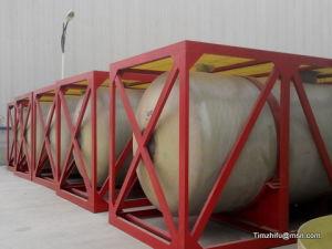 Fiberglass Reinforcement Plastic Tank for Chemical Transport pictures & photos