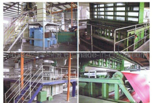 PP Spunbonded Non-Woven Line pictures & photos