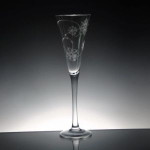 Crystal Wine Glass Champagne Flute Wholesale Cheap Glassware pictures & photos
