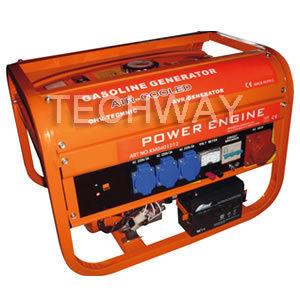 2500A/Tw2500b/Tw2500c 2kw Gasoline Generator pictures & photos
