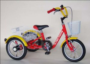 """Three Cycles/16"""" Cargo Tricycle/20"""" Shopping Trike (TRI-BMX1) pictures & photos"""