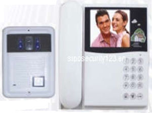 Video Door Phone for Villa With Telephone Function (SIPO-006-836)