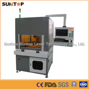 Animal Tag Laser Marking Machine/Label Laser Marking Machine pictures & photos