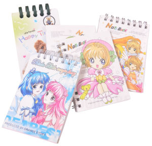 Spiral Notebook/Small Spiral Notebook/Diary Notebook (YY--B0045) pictures & photos