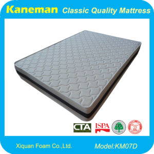 Home Use Visco-Elastic Memory Foam Mattress (KMS07D) pictures & photos