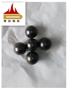 Recheck for Gold Ore Casting Grinding Ball 2
