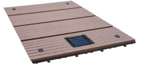 Solar DIY Decking Tiles for Garden (YDT 30J)