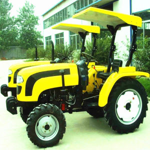 35HP 4WD Mini Agricultural Tractor/Farm Machine with Rops and Sunroof (HH354RNSYE) pictures & photos