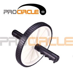 Fitness Exercise Body Build Training Abdominal Wheel (PC-AW5007) pictures & photos