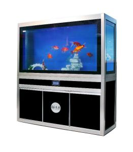 Acrylic Oblong Aquarium, Decoration Fish Tank (2m*0.7m*0.53m)