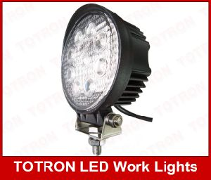27W Round LED Work Light, Working Lamp