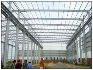 Hot Dipped Galvanized Steel Structure - 4