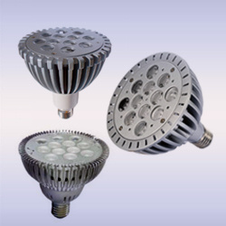 12x1W PAR38, High Power LED Ceiling Spotlight, E27