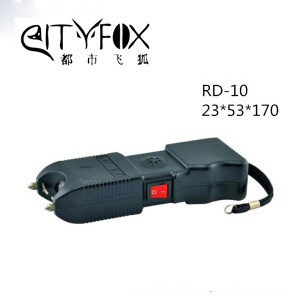 High Quality and Moderate Price Self-Defence Stun Gun (RD-10) pictures & photos