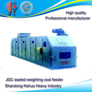 Jgc Sealed Weighting Coal Feeder for Power Plant