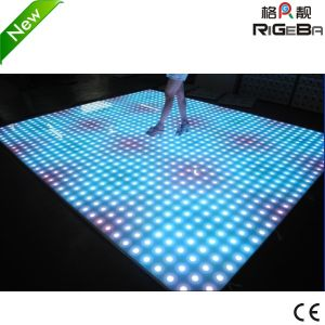 Economic 60X60cm Digital Dancing LED Floor pictures & photos