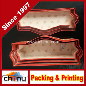 OEM Customized Christmas Gift Paper Box (9517) pictures & photos