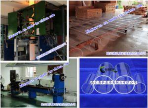 Large Diameter Quartz Tube Gas Refining, Secondary Molding Machine Large Diameter Quartz Tube pictures & photos